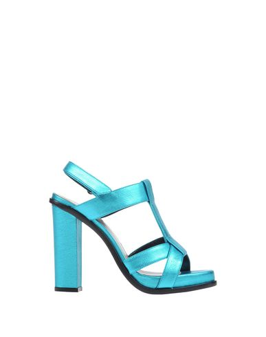 Barbara Bui Sandals In Turquoise