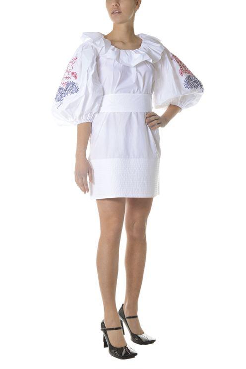 Patou Dresses White