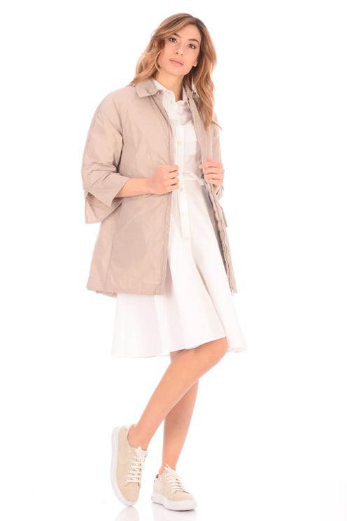 Add Overcoat In Neutral