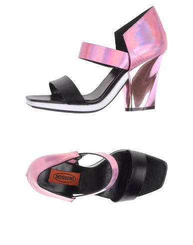 Missoni Sandals In Pink