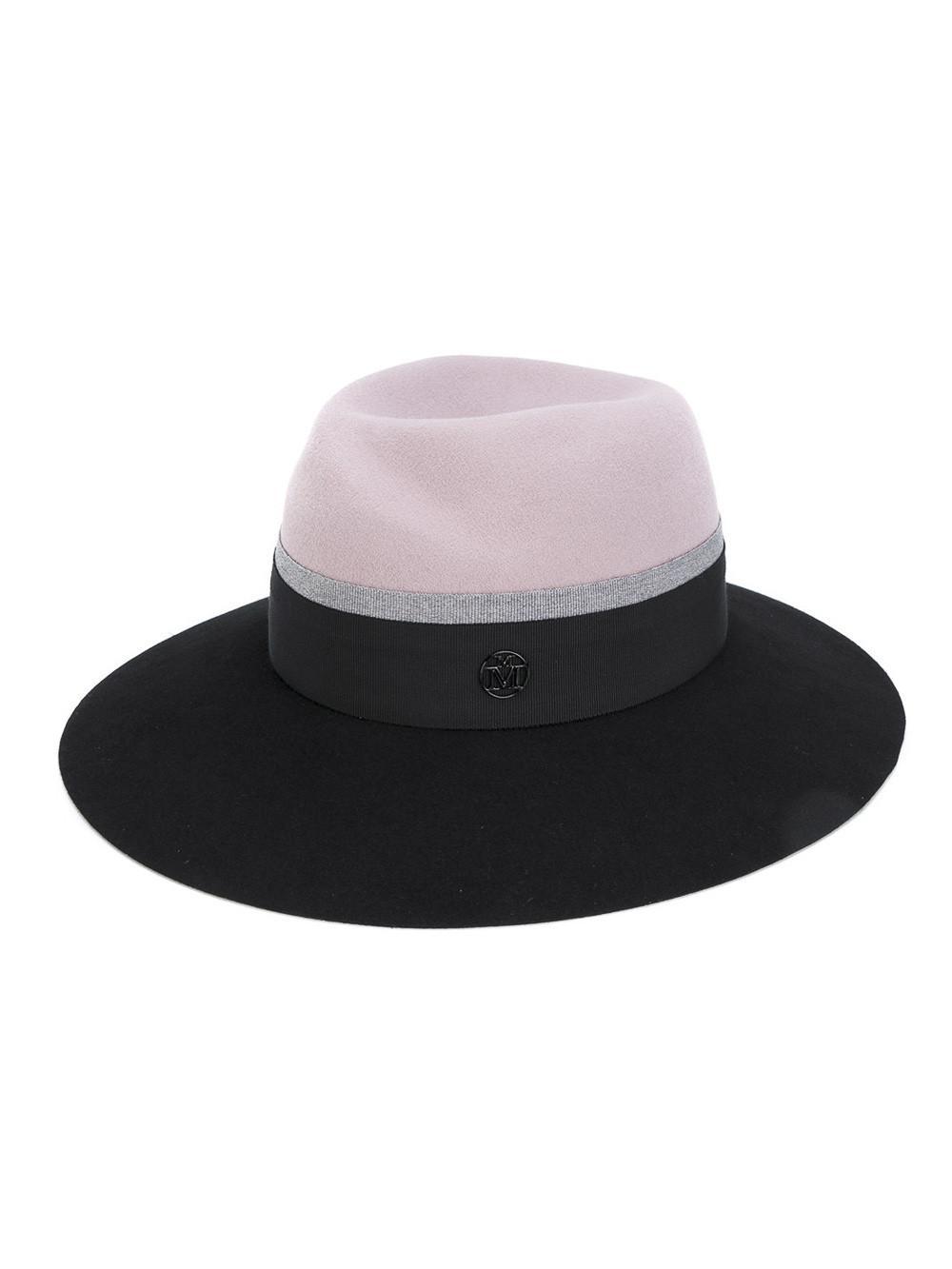 Maison Michel Henrietta Felt 女士毛毡帽子
