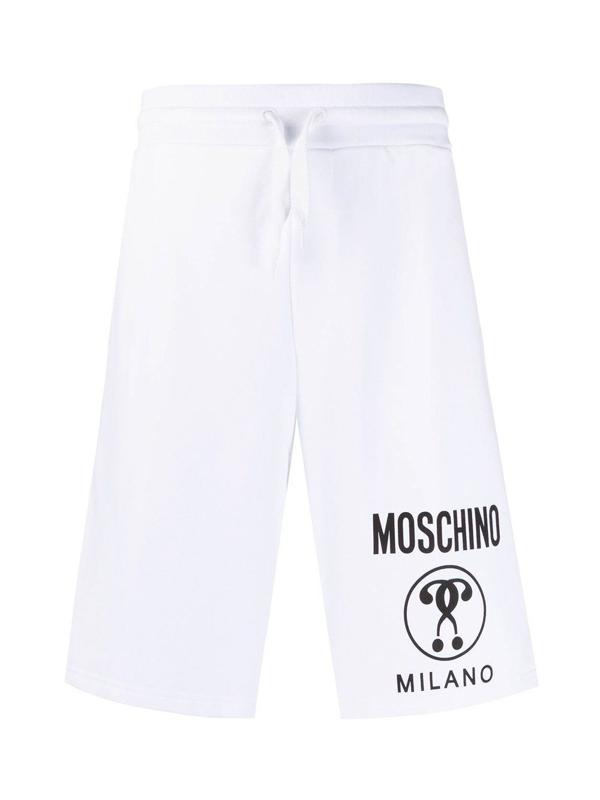 Moschino Shorts & Bermuda Shorts In White
