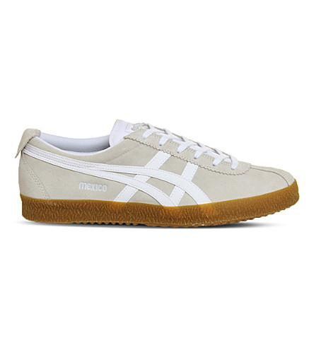 onitsuka tiger mexico 66 grey white gum 50
