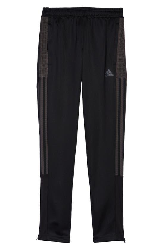 Adidas Originals Adidas Kids' Tiro Track Pants In Black/dgh Solid Grey
