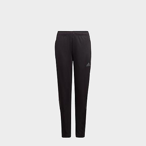 Adidas Originals Adidas Kids' Tiro Track Pants In Black/clear Lilac
