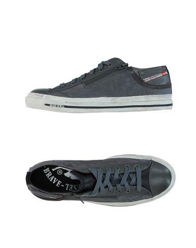 Diesel Sneakers In Lead