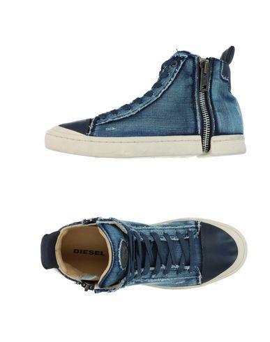 Diesel Sneakers In Blue
