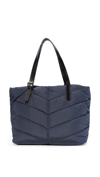 Mackage Emmi Quilted Diaper Bag - Blue In Ink