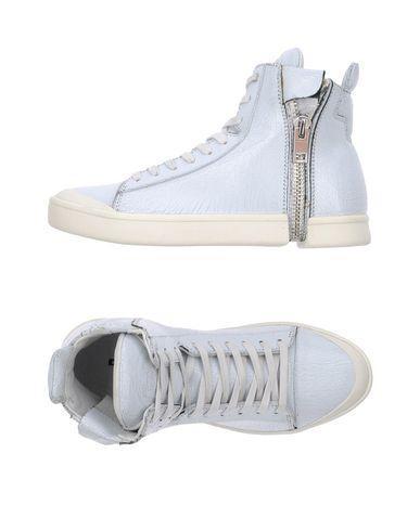 Diesel Sneakers In White