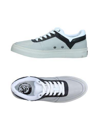 Diesel Sneakers In Light Grey
