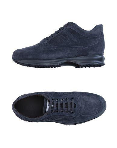 Hogan Sneakers In Slate Blue