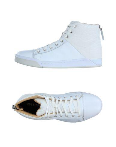 Diesel Sneakers In White