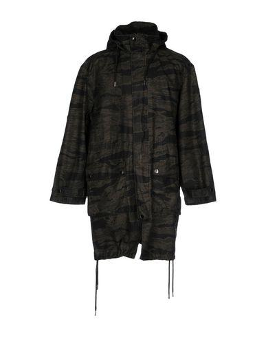 Diesel Parka In Military Green