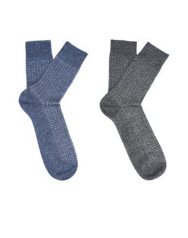Falke Short Socks In Grey