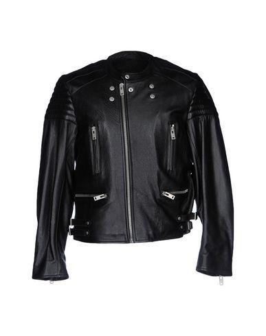 Maison Margiela Jackets In Black