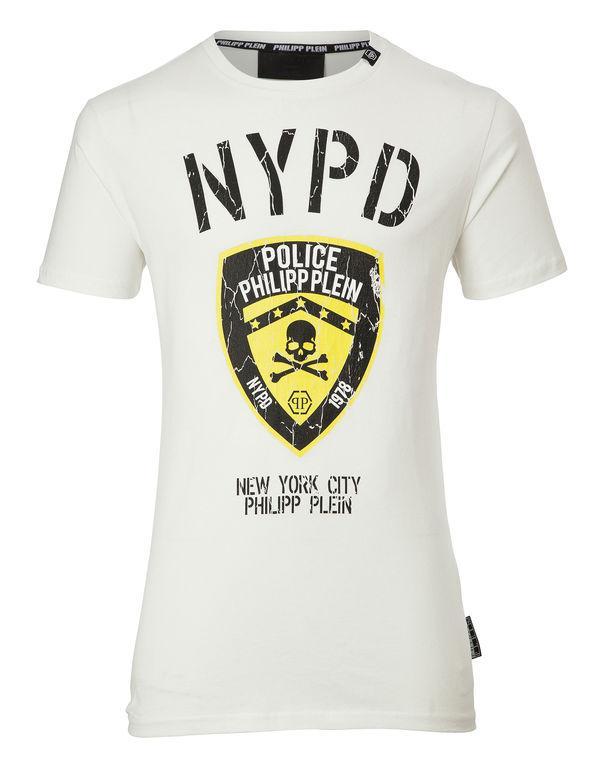 """Philipp Plein T-shirt Round Neck Ss """"karli"""""""