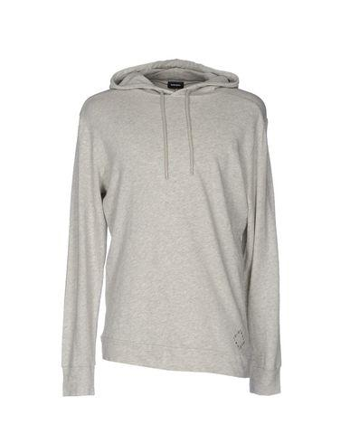 Diesel Sweatshirts In Light Grey