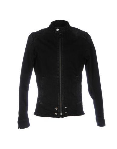 Diesel Denim Jacket In Black