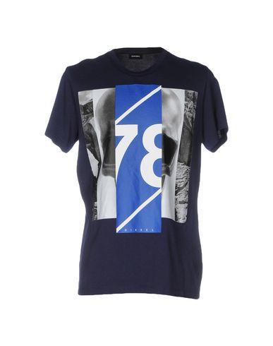 Diesel T-shirts In Dark Blue