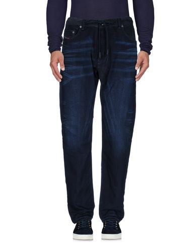 Diesel Denim Pants In Blue