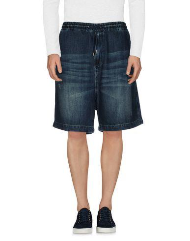 Diesel Denim Shorts In Blue