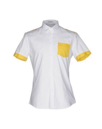 Bikkembergs Shirts In White