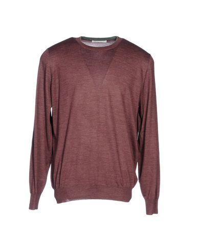 Brunello Cucinelli Sweaters In Deep Purple