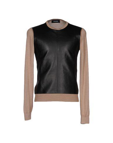 Dsquared2 Sweaters In Sand
