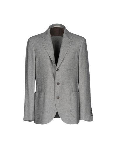 Brunello Cucinelli Blazers In Grey