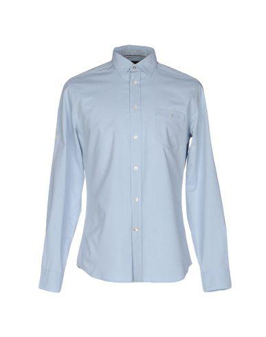 Diesel Shirts In Sky Blue