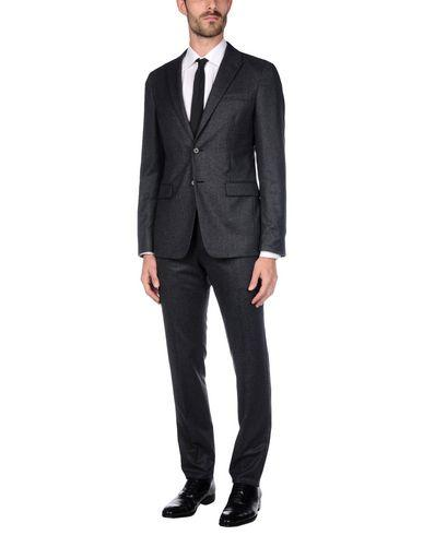Prada Suits In Steel Grey