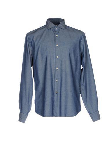 Xacus Shirts In Dark Blue