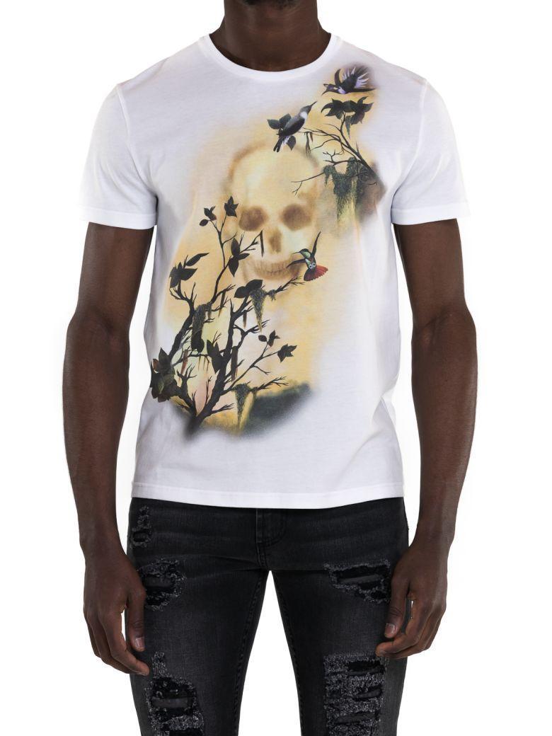 Alexander Mcqueen T-shirt In White