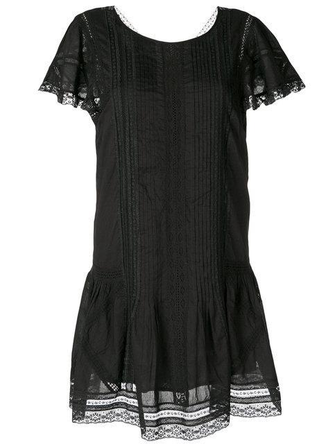 Diesel Shift Pleated Dress