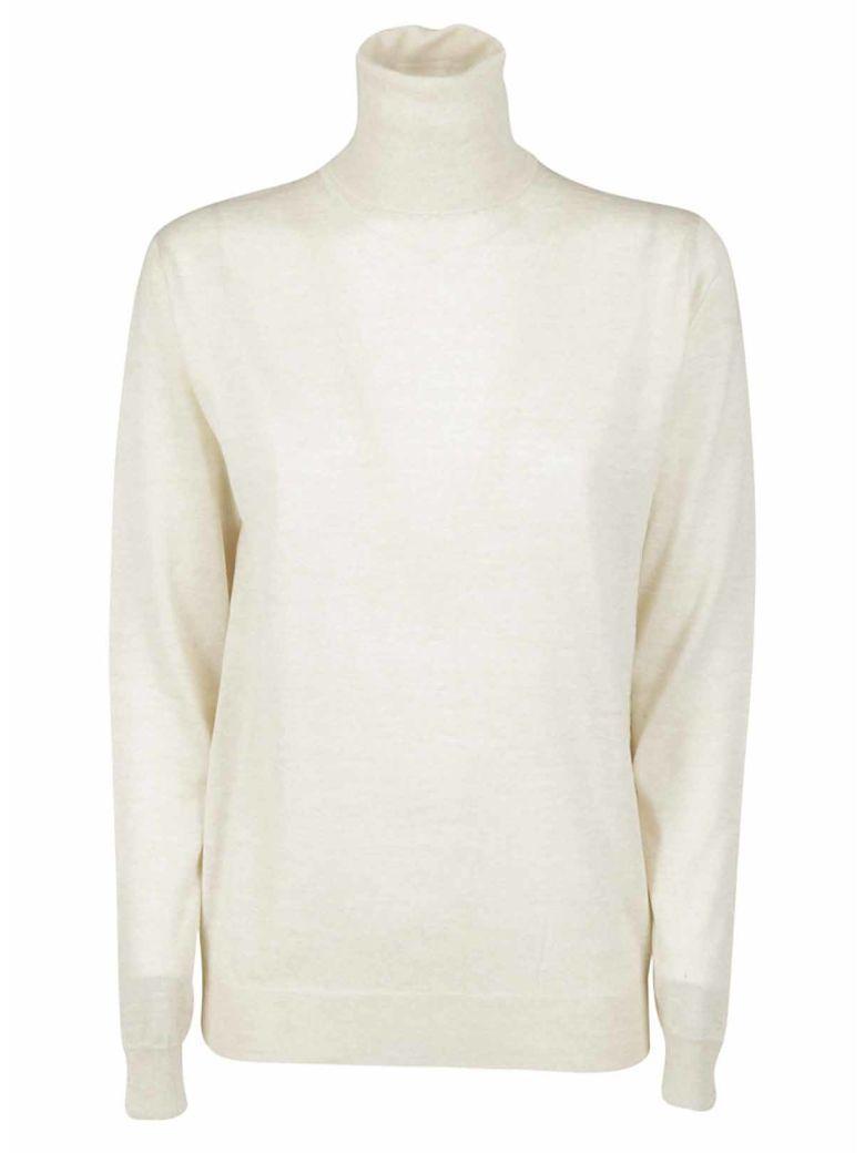 Stella Mccartney Classic Sweater In Sabbia