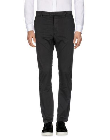 Diesel Casual Pants In Steel Grey