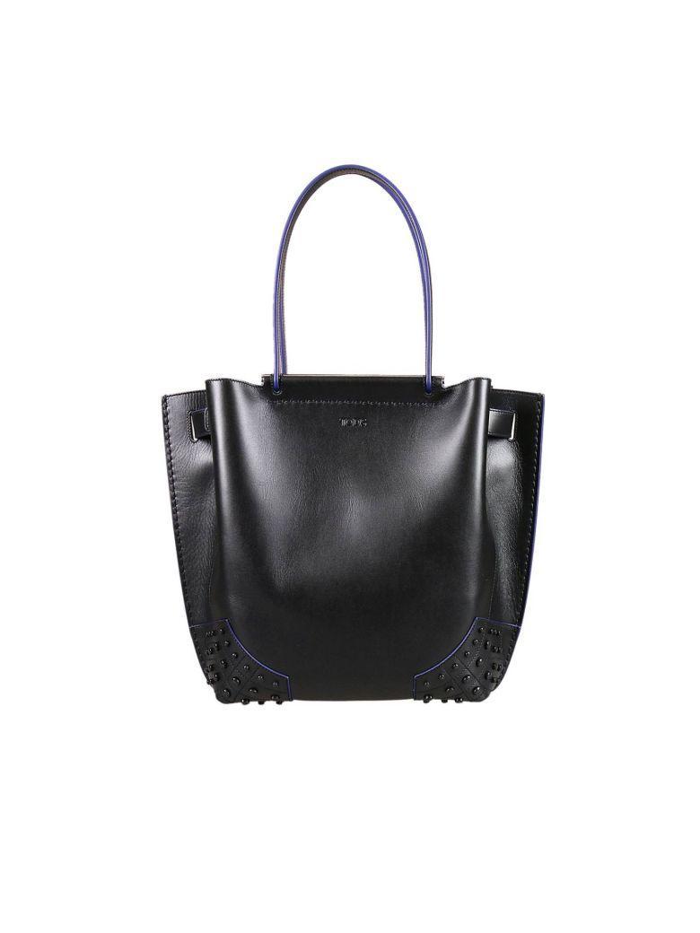 Tod's Shoulder Bag Handbag Women  In Black
