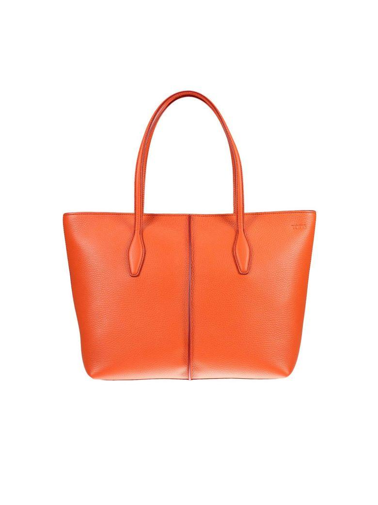 Tod's Shoulder Bag Handbag Women  In Orange