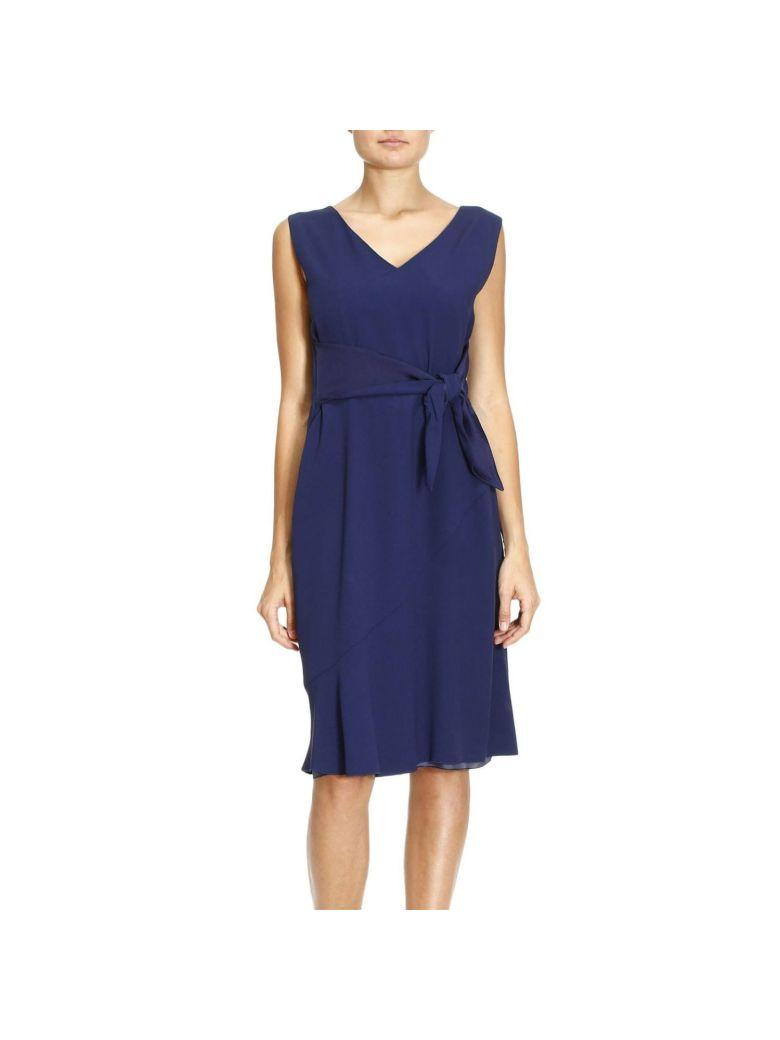 Alberta Ferretti Dress Dress Women  In Blue