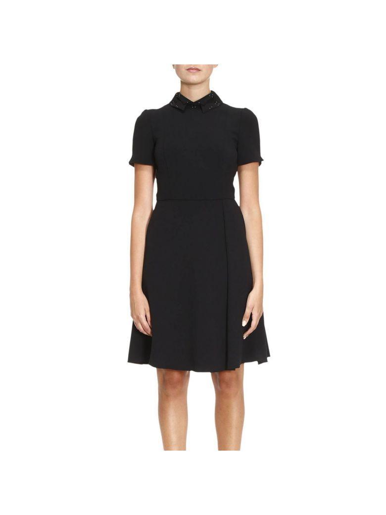 Emporio Armani Dress Dress Women  In Black