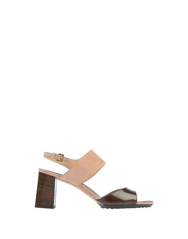 Tod's Sandals In Light Pink
