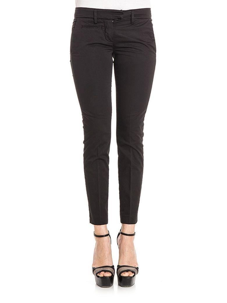 Dondup Aslan Trousers In Black