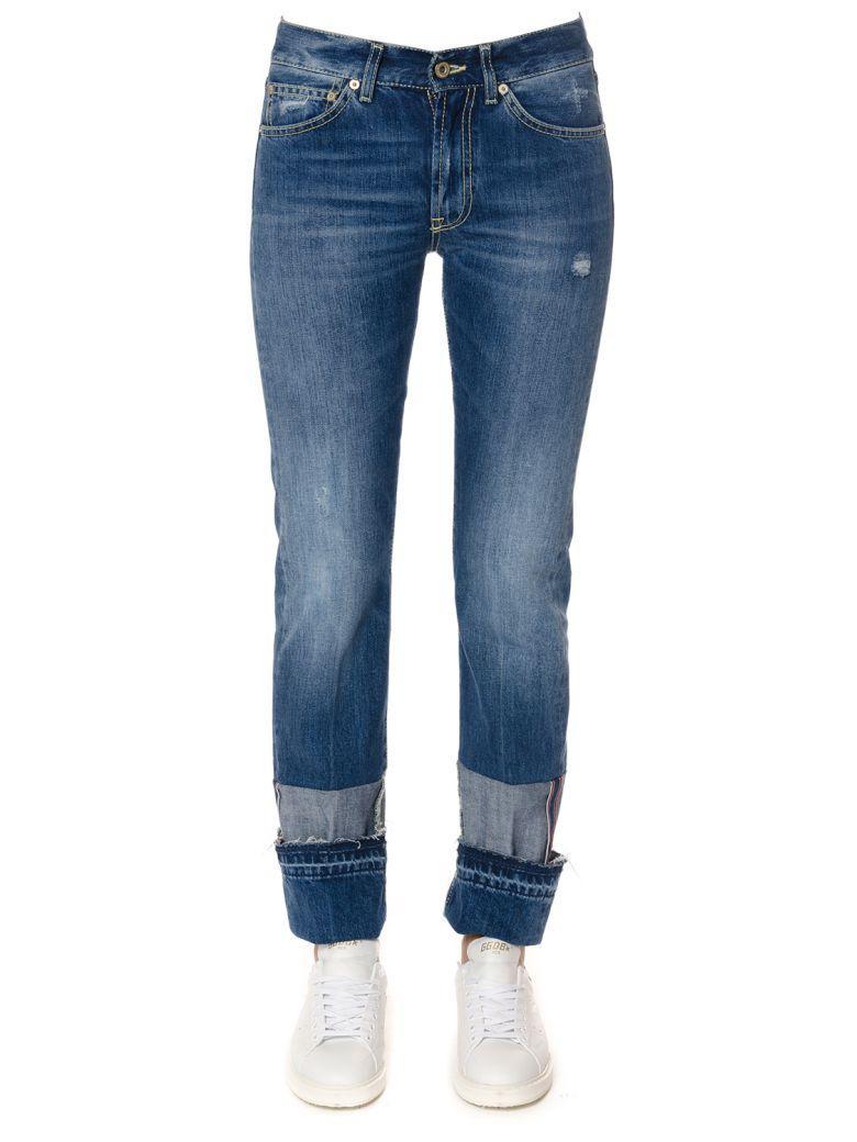 Dondup Silona Cotton Denim Jeans