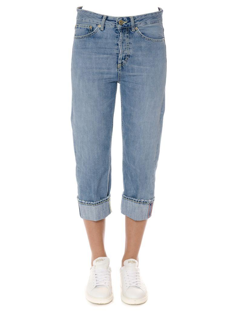 Dondup Shocking Cotton Denim Jeans