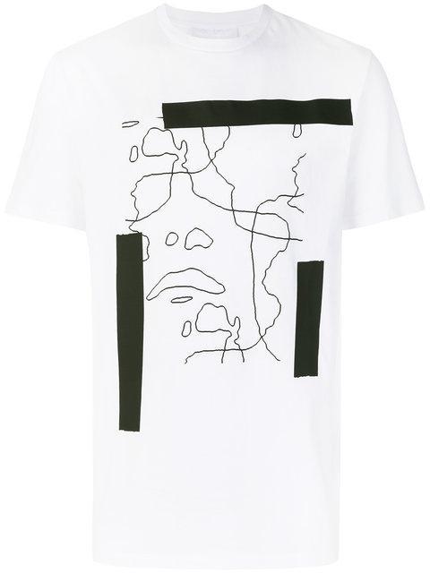 Neil Barrett Siouxsie T-shirt