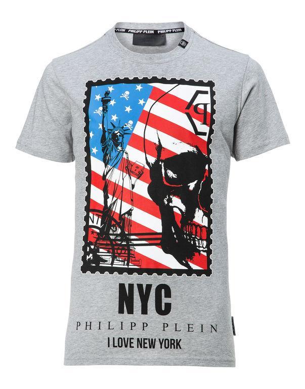 "Philipp Plein T-shirt Round Neck Ss ""smith"""