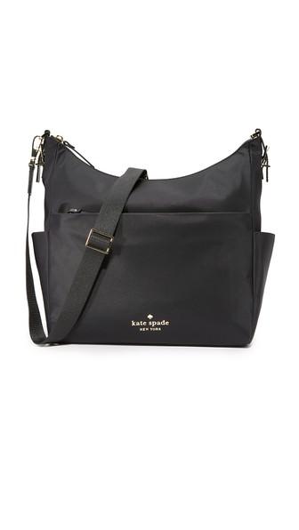 Kate Spade Noely Baby Bag In Black