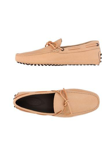 Tod's Loafers In Apricot