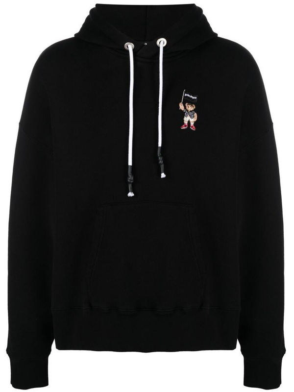 Palm Angels Sweaters In Black