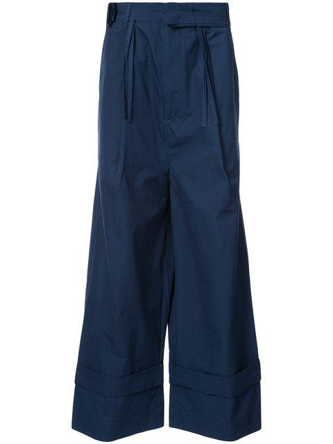 Craig Green High Waisted Loose Pants